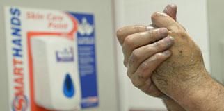 Gebäudereinigung & Handpflege