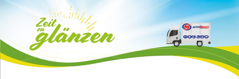 Spring Theme Website Banner De